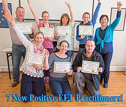 Positive EFT Practitioner course